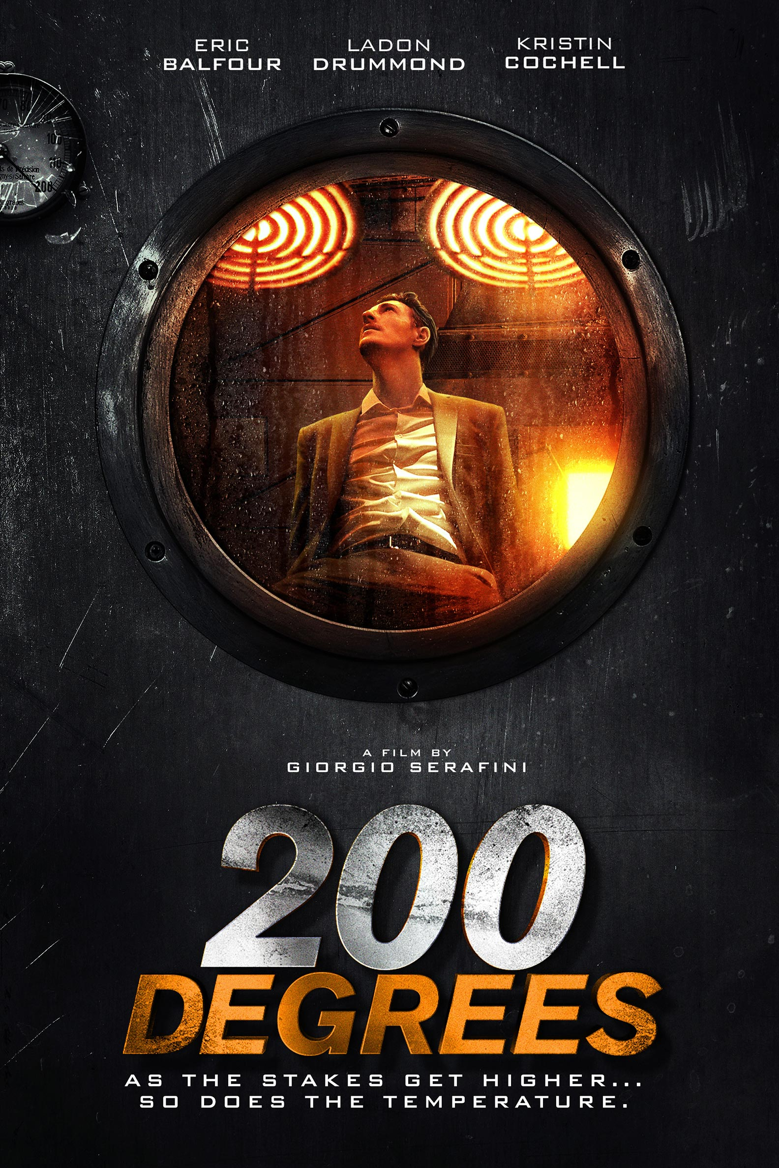 200 Degrees Poster #1