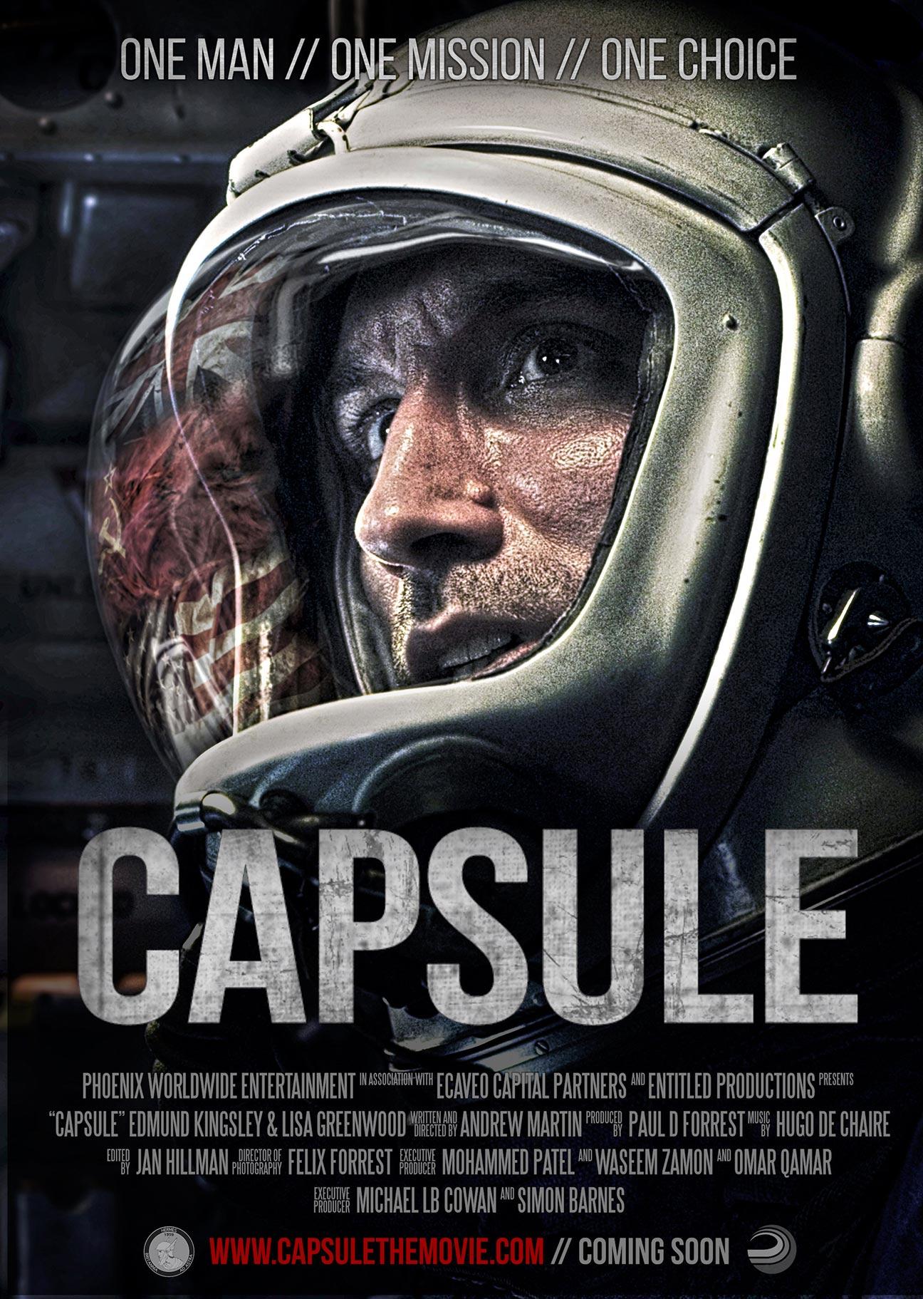 Capsule Poster #1