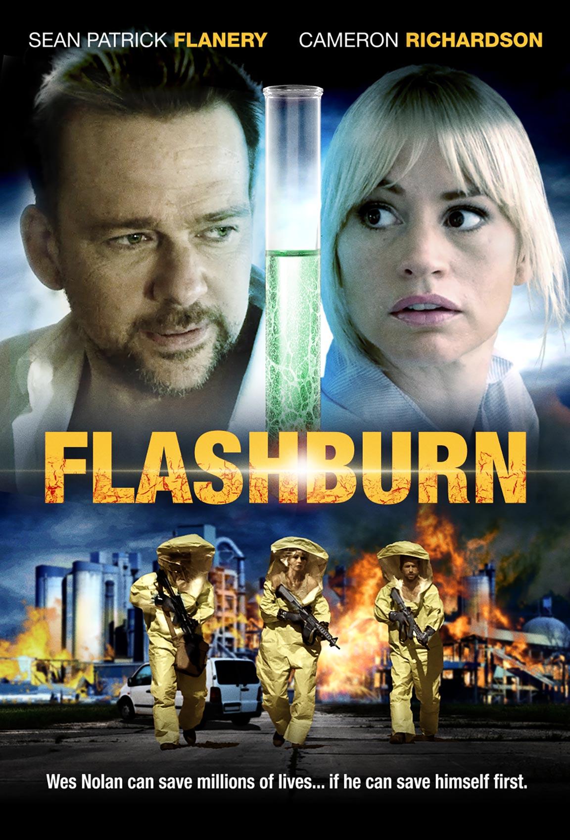 Flashburn Poster #1