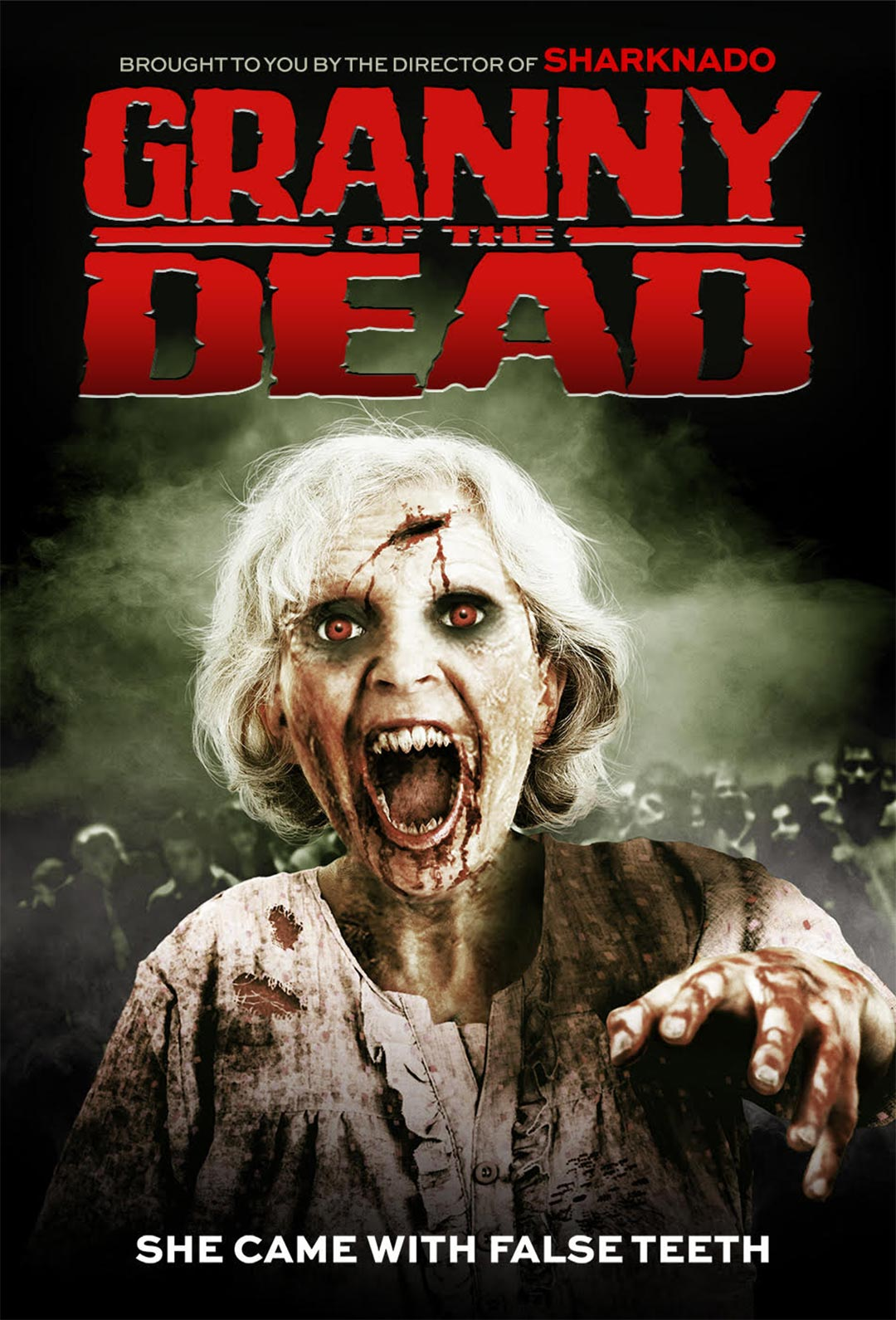 Granny of the Dead Poster #1