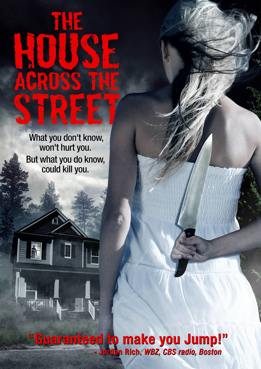 The House Across the Street Poster #1