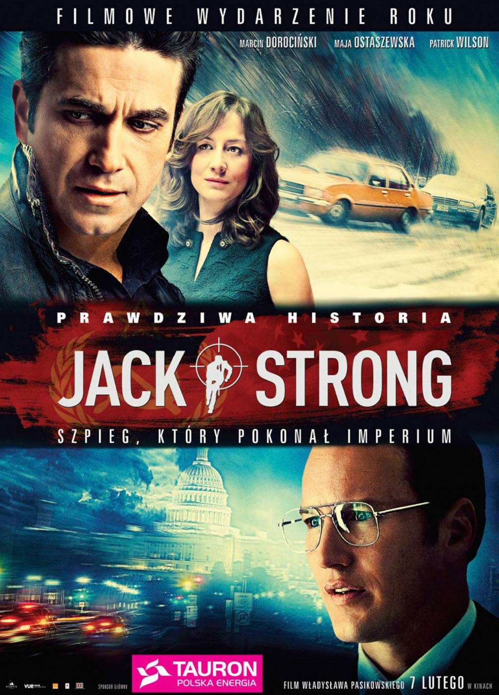 Jack Strong Poster #1