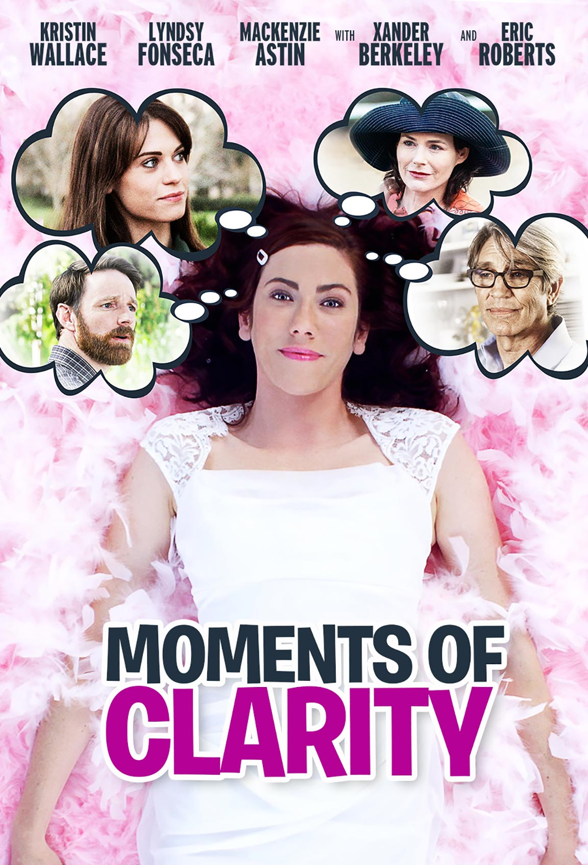 Moments of Clarity Poster #2