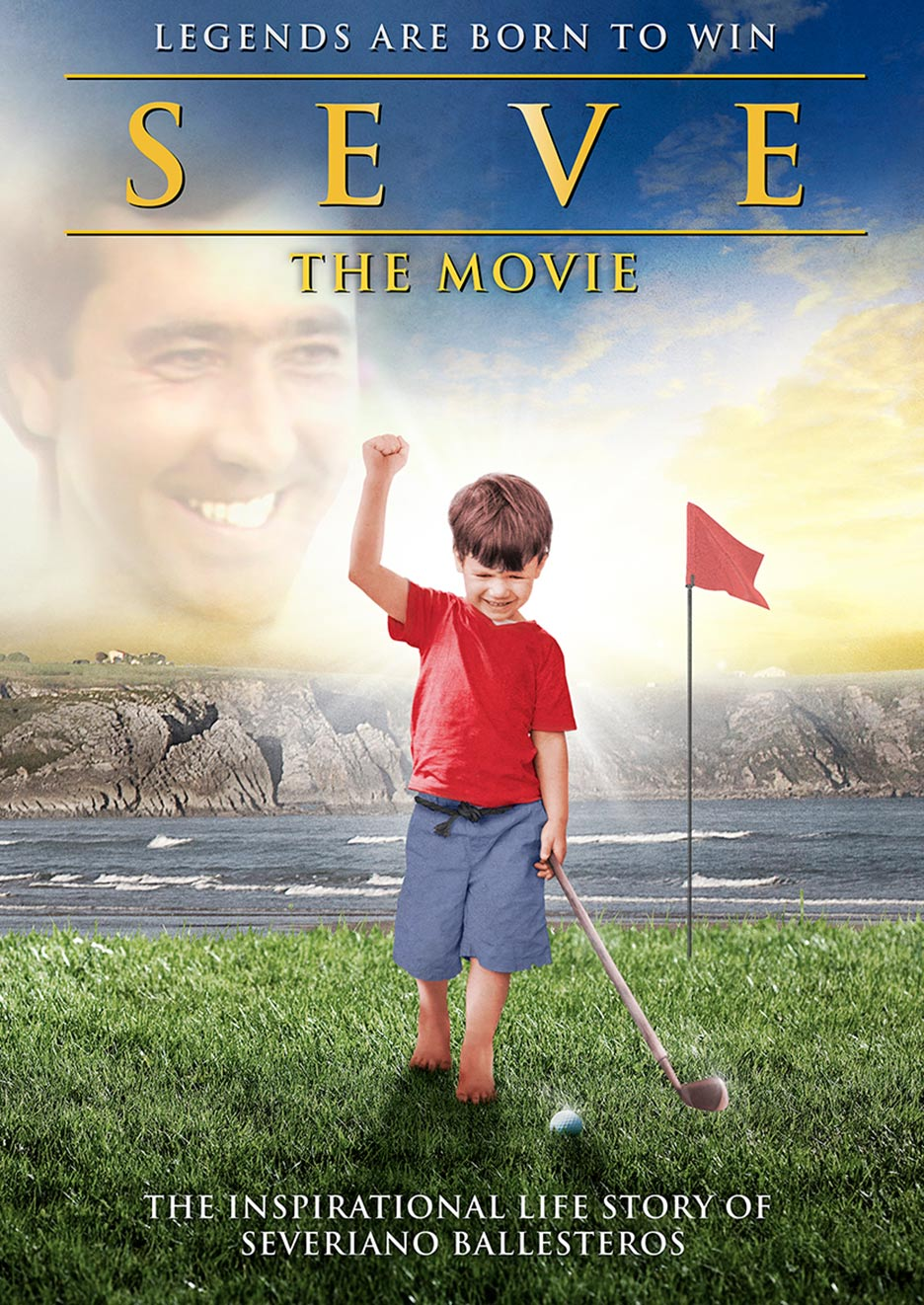 Seve the Movie Poster #1
