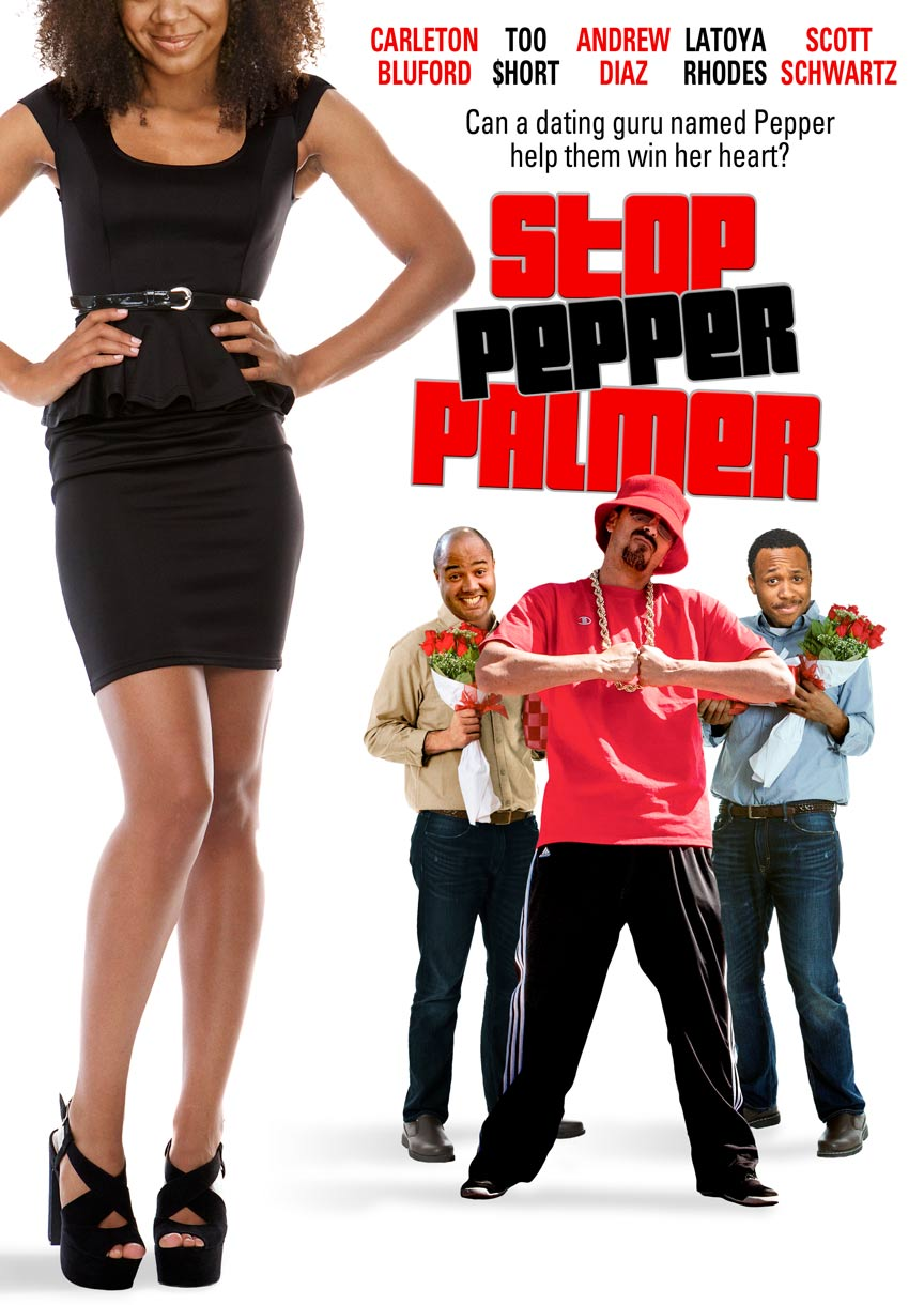 Stop Pepper Palmer Poster #1