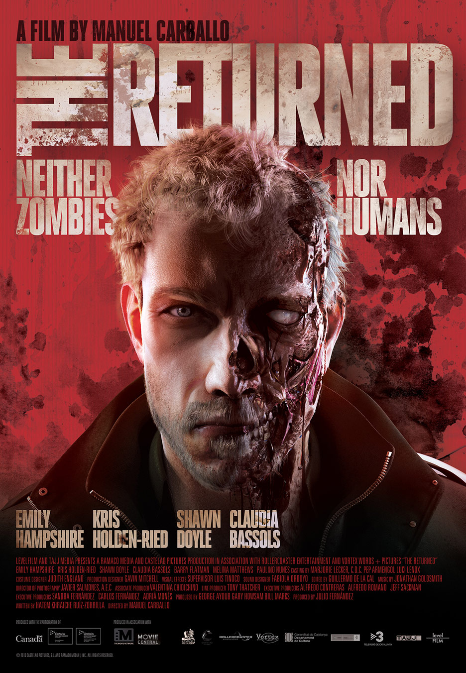 The Returned Poster #1