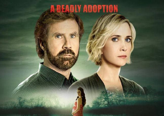 A Deadly Adoption Poster #1