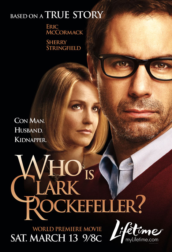 Who Is Clark Rockefeller? Poster #1