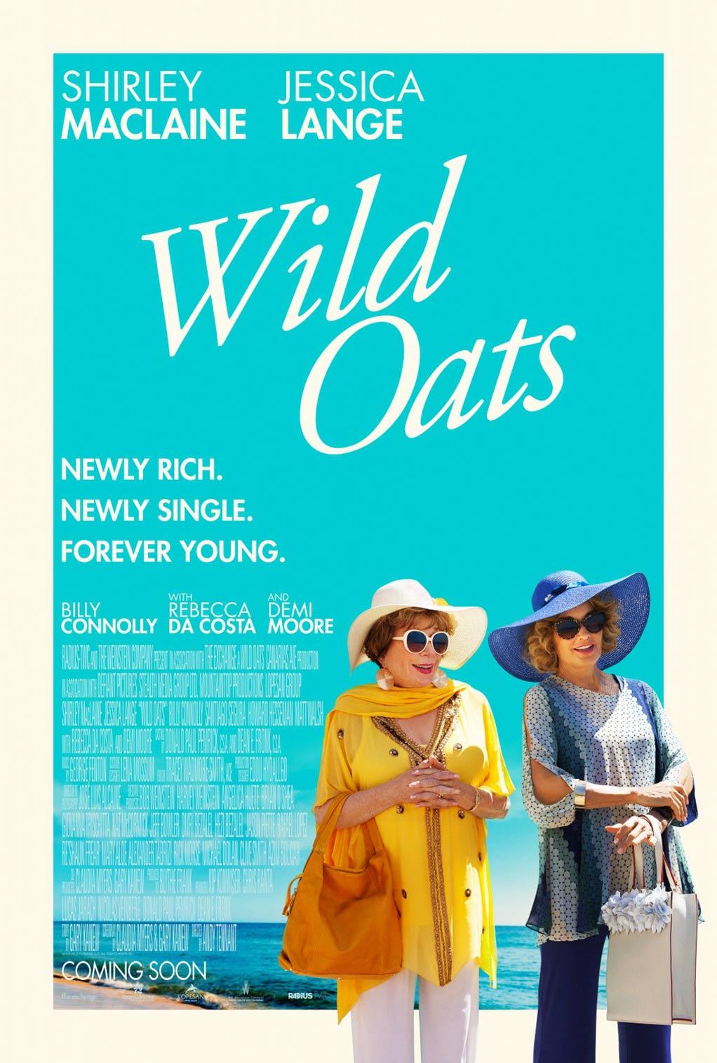 Wild Oats Poster #1