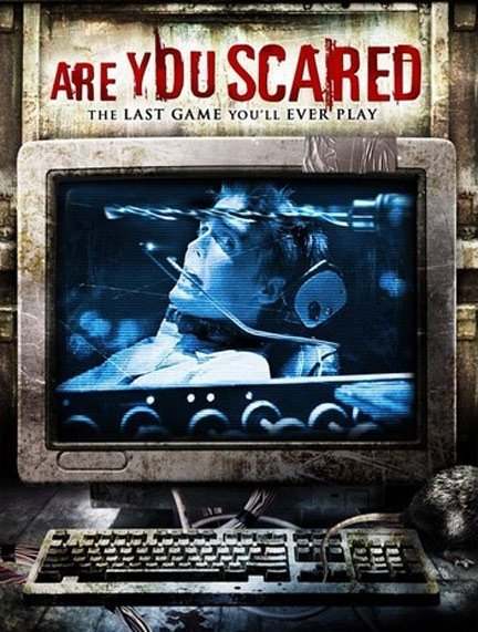 Are You Scared? Poster #1