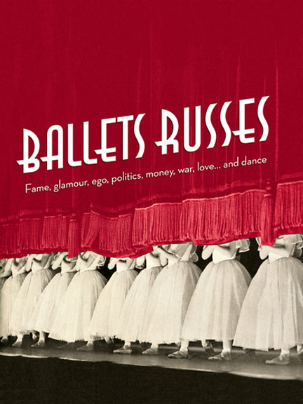 Ballets Russes Poster #1