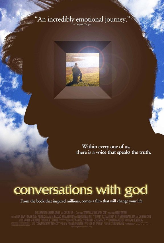 Conversations with God Poster #1