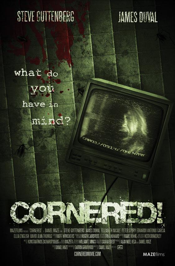 Cornered Poster #2