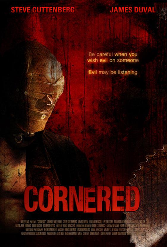 Cornered Poster #1