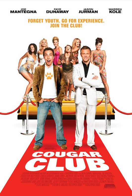 Cougar Club Poster #1