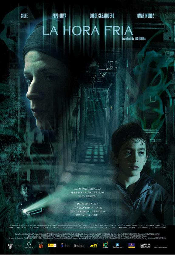 The Dark Hour (La hora fría) Poster #1
