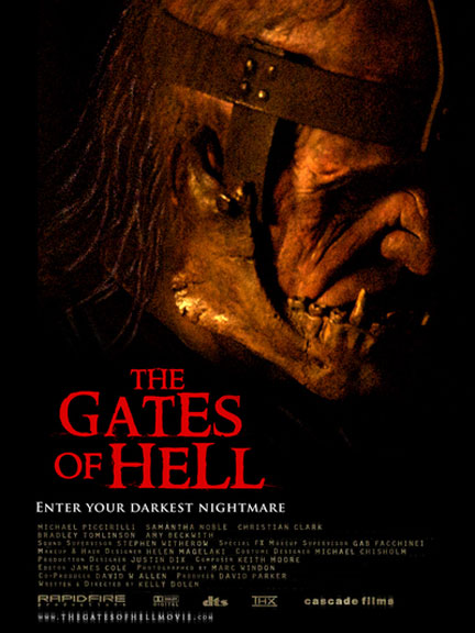 The Gates of Hell Poster #1
