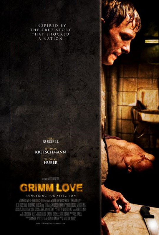 Grimm Love (Rohtenburg) Poster #1