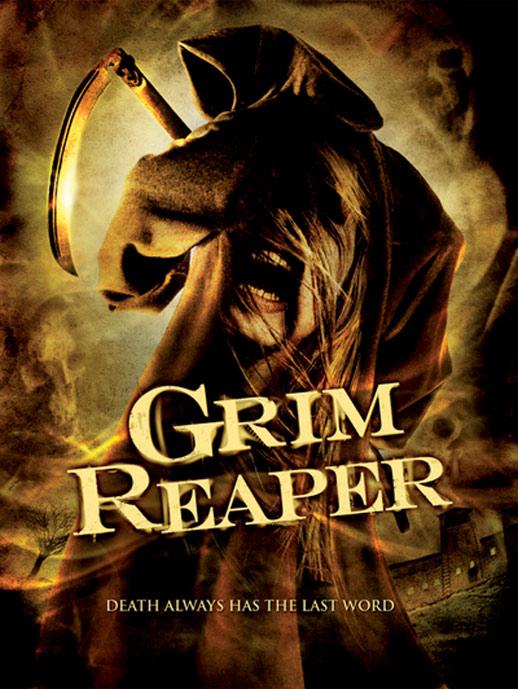 Grim Reaper Poster #1