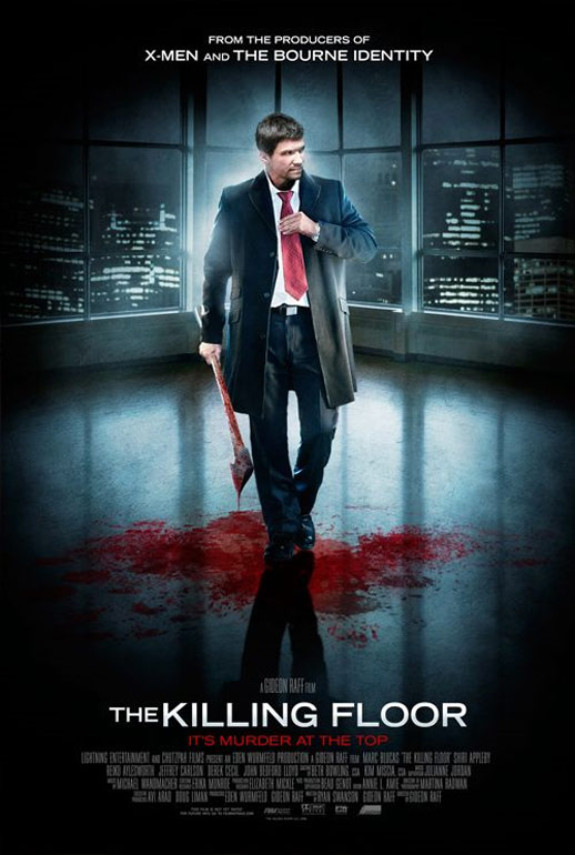 The Killing Floor Poster #1