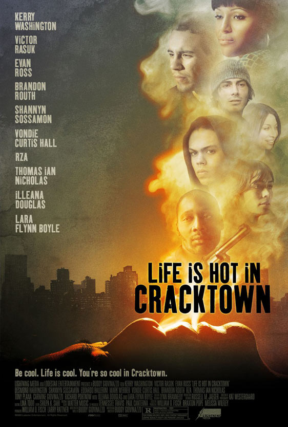 Life Is Hot in Cracktown Poster #1