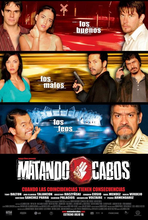 Matando Cabos Poster #2