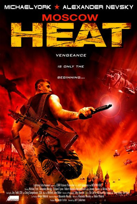 Moscow Heat Poster #1