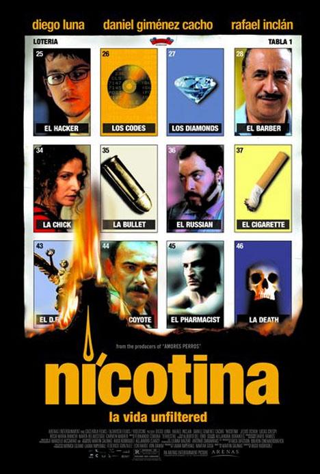 Nicotina Poster #2