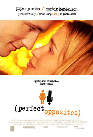 Perfect Opposites Poster #1