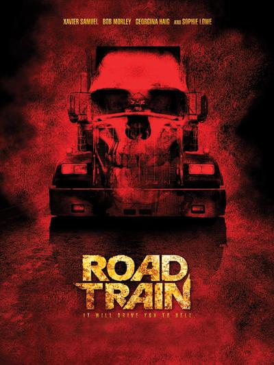 Road Train Poster #1