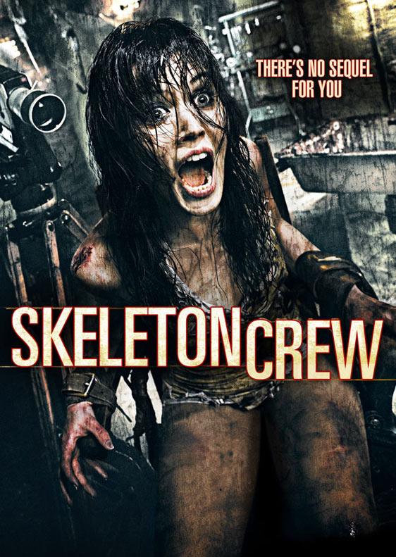 Skeleton Crew Poster #1
