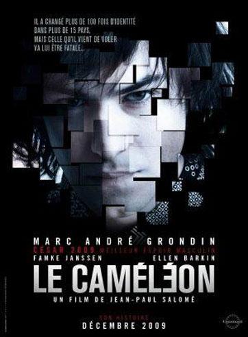The Chameleon Poster #2