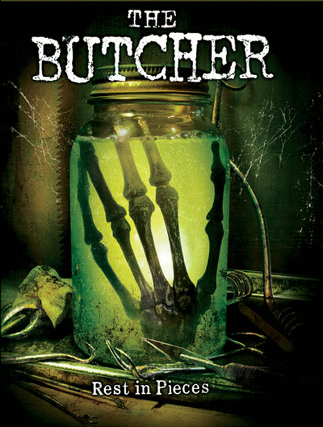 The Butcher Poster #1