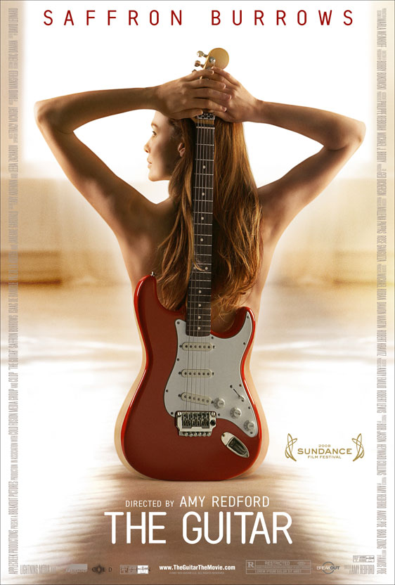 The Guitar Poster #1