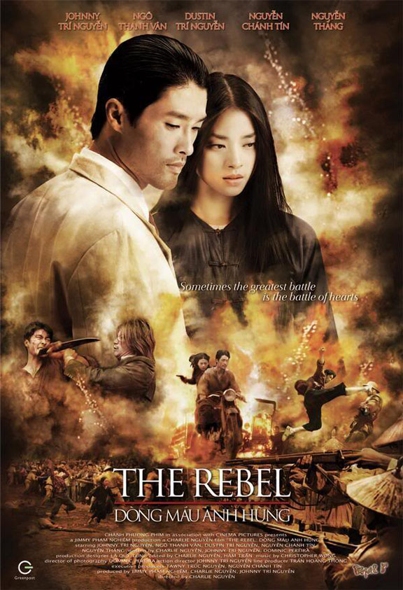 The Rebel Poster #1