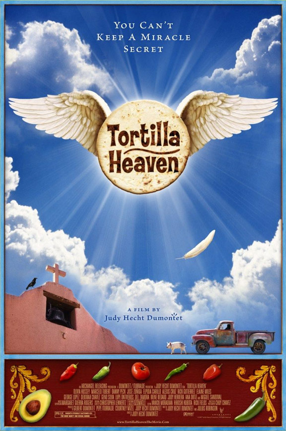 Tortilla Heaven Poster #1