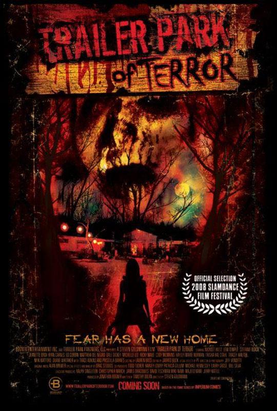 Trailer Park of Terror Poster #1