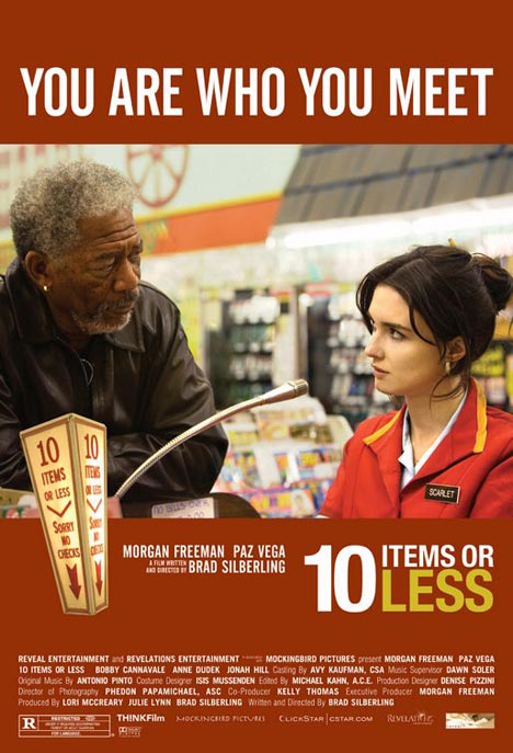 10 Items or Less Poster #1
