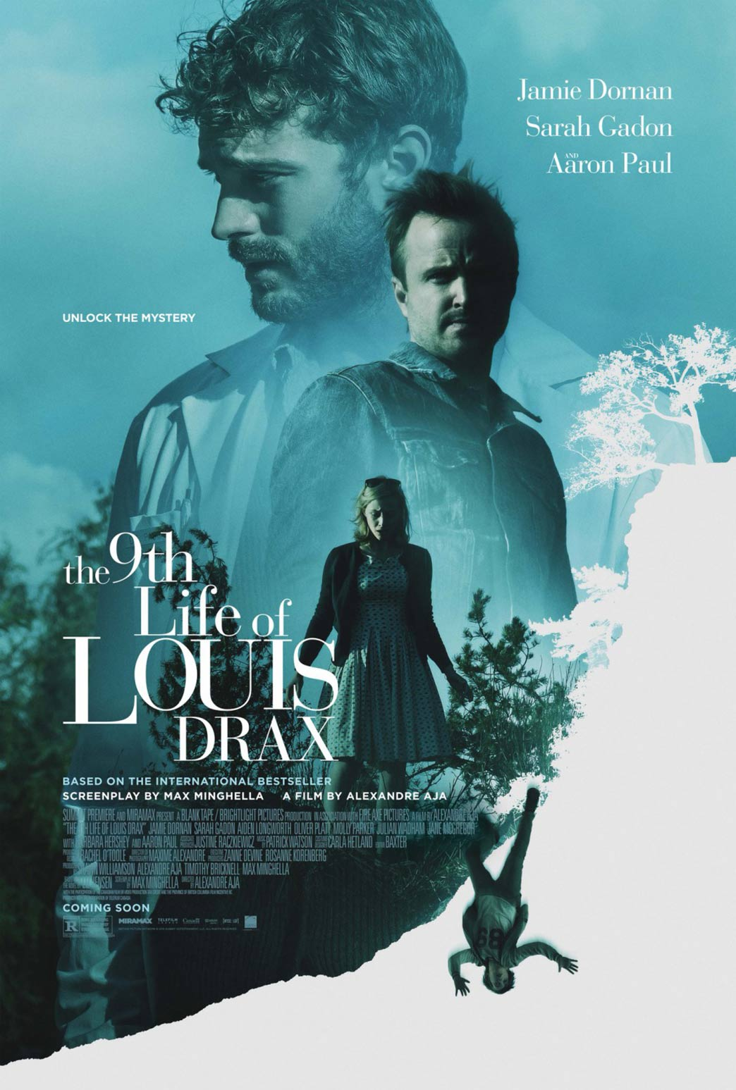 The 9th Life of Louis Drax Poster #2