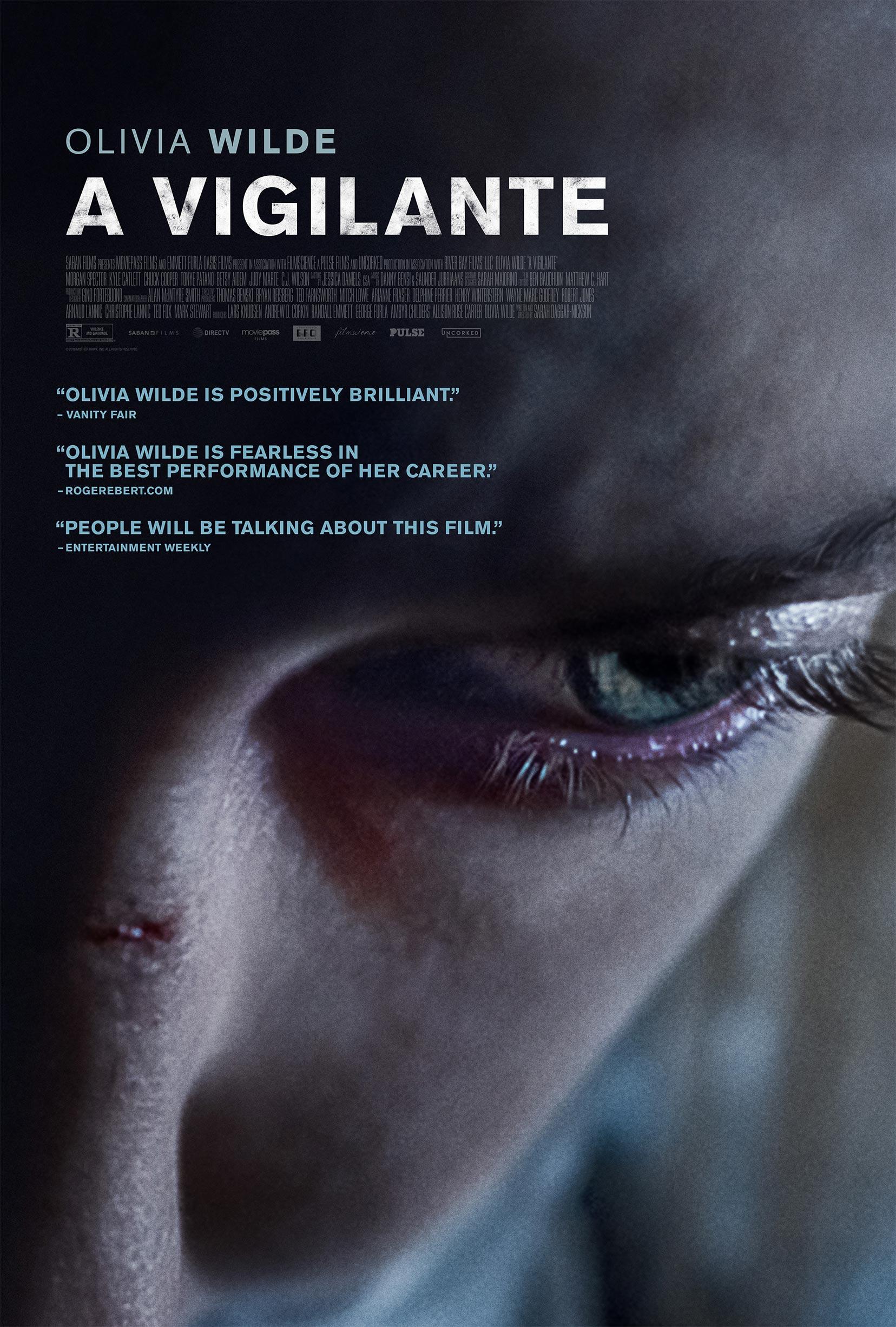A Vigilante Poster #1