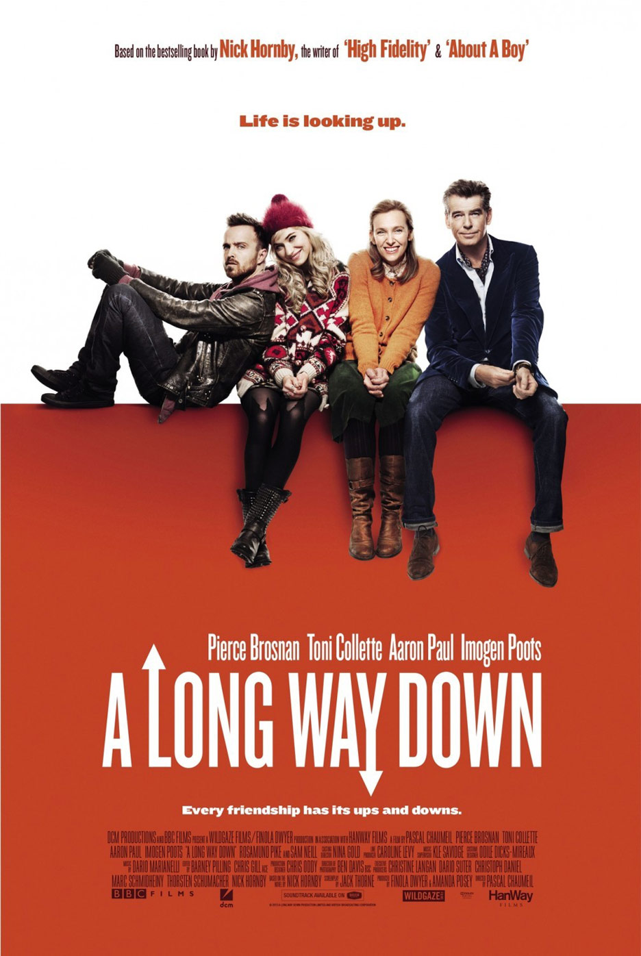 A Long Way Down Poster #1