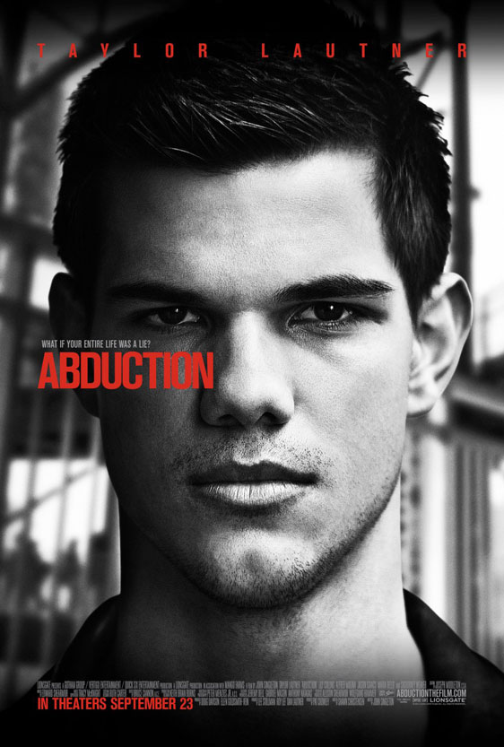 Abduction Poster #3