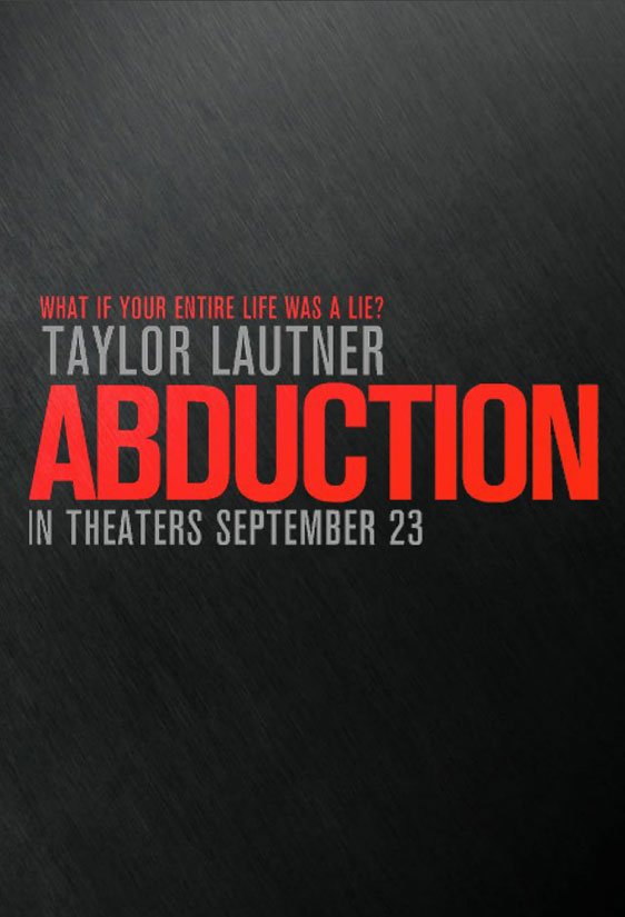 Abduction Poster #1