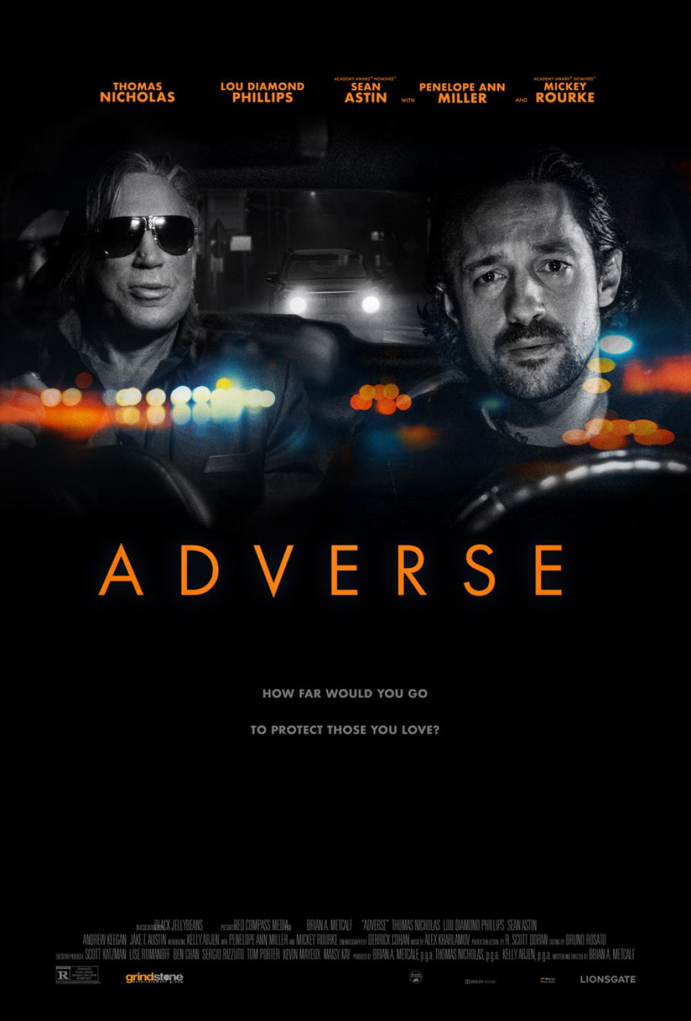 Adverse Poster #1