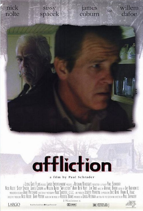 Affliction Poster #1