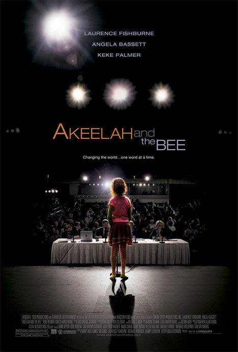 Akeelah and the Bee Poster #1
