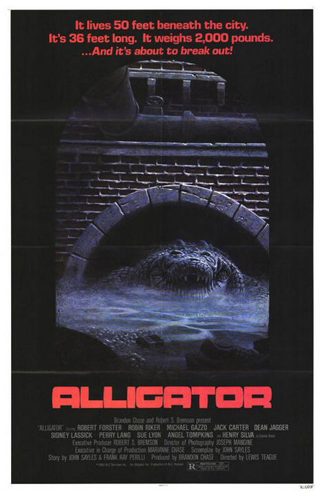 Alligator Poster #1