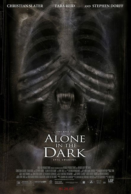 Alone in the Dark Poster #1