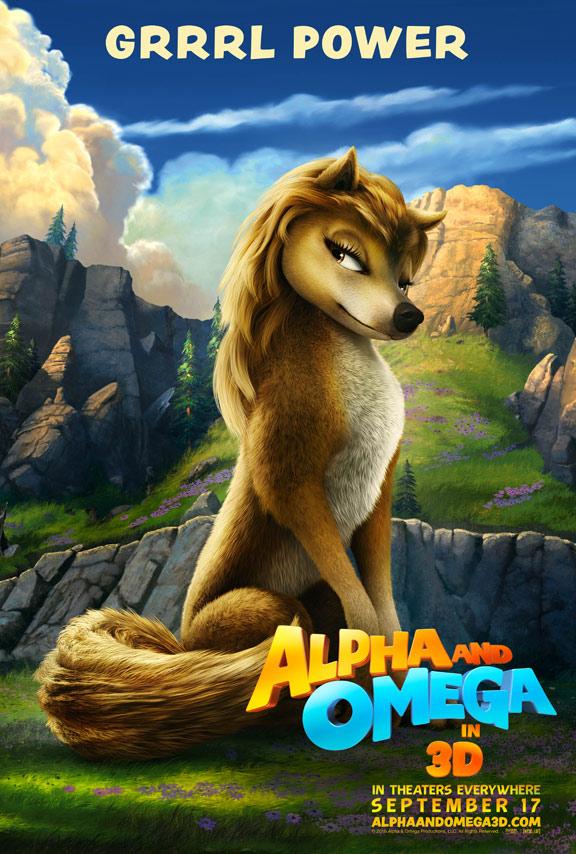 Alpha & Omega Poster #4