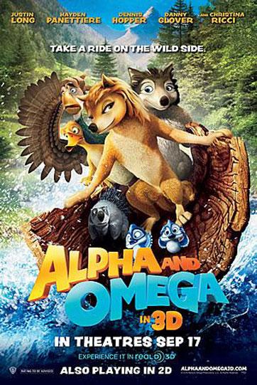Alpha & Omega Poster #8
